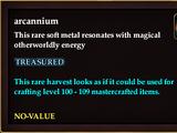 Arcannium