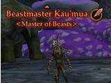 Beastmaster Kau'mua (Heroic)