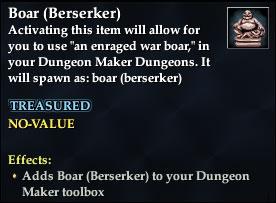 Boar (Berserker)