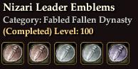 Nizari Leader Emblems
