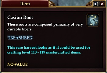 Casiun Root