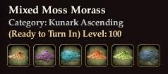 Mixed Moss Morass