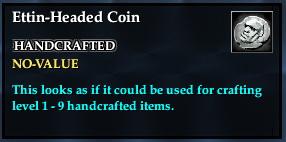 Ettin-Headed Coin