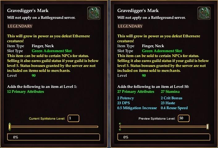 Gravedigger's Mark