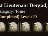 1st Lieutenant Dergud, 263 AS (Collection)