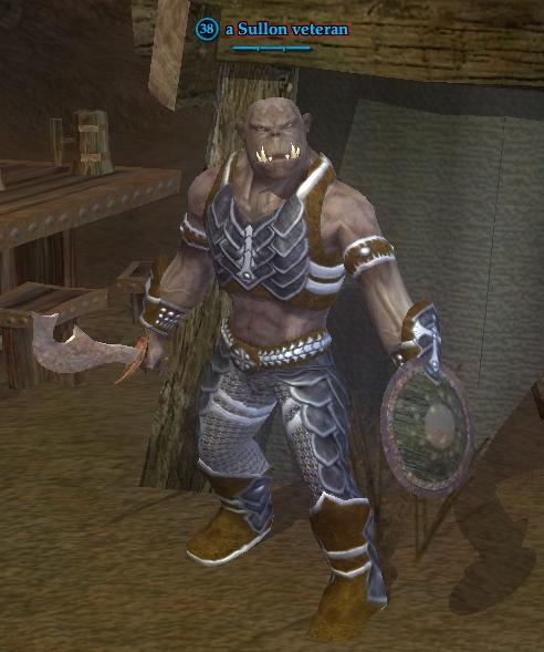 A Sullon veteran