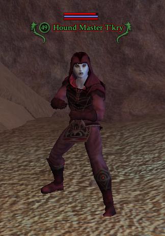 Hound Master T'kry