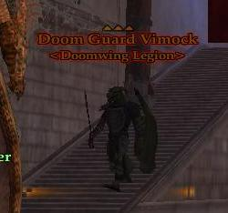 Doom Guard Vimock
