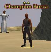 Champion Korza