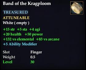 Band of the Kragploom