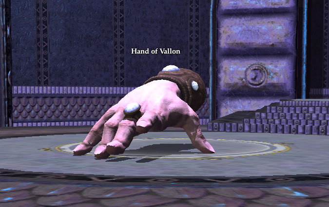 Hand of Vallon (Challenge Mode Epic)