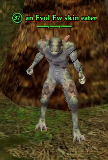 An Evol Ew skin eater