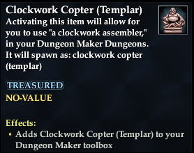 Clockwork Copter (Templar)