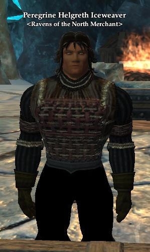 Peregrine Helgreth Iceweaver