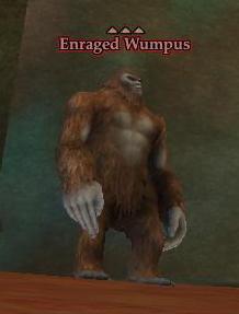 Enraged Wumpus