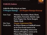 Rune: Lesser Rune of Embers