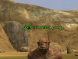 A Bloodskull grunt (Bloodskull Valley: The Training Grounds)