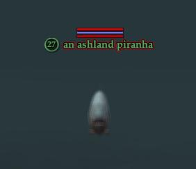 An ashland piranha
