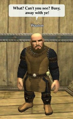 Waulon (Queen's Colony)