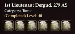 1st Lieutenant Dergud, 279 AS (Collection)