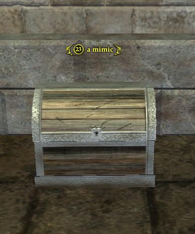 A mimic (Stormhold)