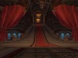 Restored High Keep Guildhall