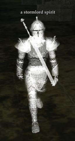 A stormlord spirit
