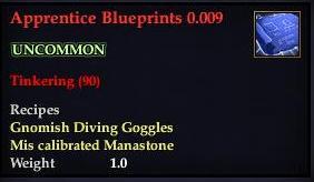 Apprentice Blueprints 0.009