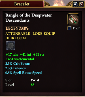 Bangle of the Deepwater Descendants