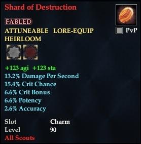 Shard of Destruction