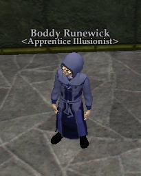 Boddy Runewick