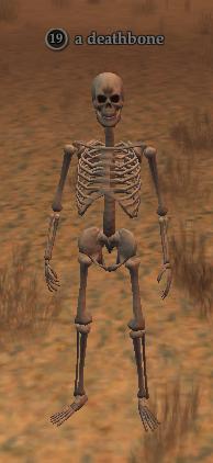 A deathbone
