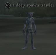 A deep spawn trawler
