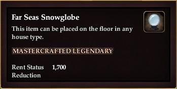 Far Seas Snowglobe (Collection Reward)