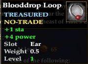 Blooddrop Loop