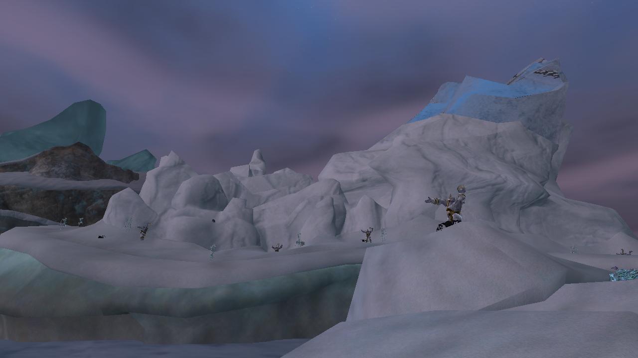 Forbidden Ossuary of Ice