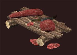 Carnivore's Carving Board