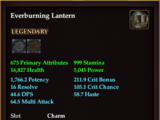 Everburning Lantern