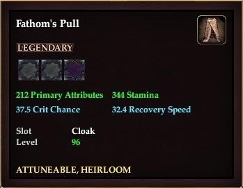 Fathom's Pull