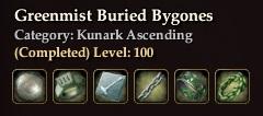 Greenmist Buried Bygones