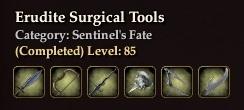 Erudite Surgical Tools