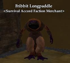 Fribbit Longpaddle