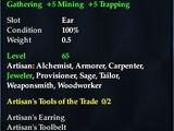 Artisan's Earring