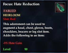 Focus: Hate Reduction