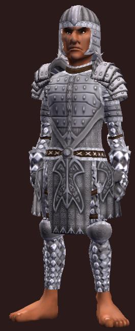 Forest Stalker's Citadel (Armor Set)