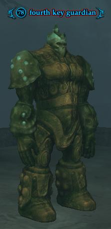 Fourth key guardian
