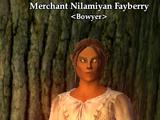 Merchant Nilamiyan Fayberry