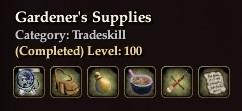 Gardener's Supplies