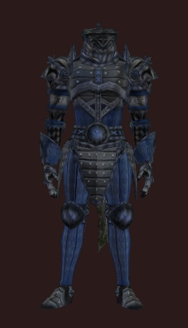 Blood Lord's Prodigious (Armor Set)