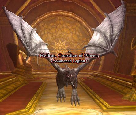 Welkus, Guardian of Wurms (Advanced Solo)